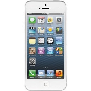 Apple iPhone 5 16 Гб White