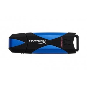 USB накопитель Kingston 128GB DT Hyperx (DTHX30/128GB) USB 3.0